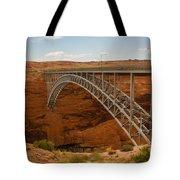 Glenn Dam Bridge Tote Bag