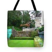 Glenveagh Garden Gate Tote Bag