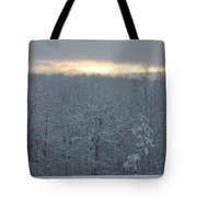 Glimpse Of Heaven Tote Bag