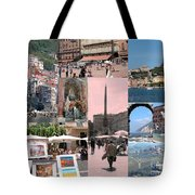 Glimpses Of Italy Tote Bag
