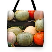 Glistening Gourds Tote Bag