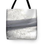 Glistening Levels Tote Bag