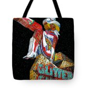 Glitter Gulch Girl Tote Bag