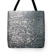Glittering Tote Bag