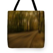 Gloomy Autumn Tote Bag