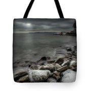 Gloomy December Tote Bag
