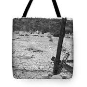 Gloomy Grave Tote Bag
