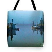 Gloomy Morning Tote Bag