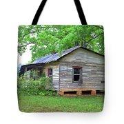 Gloomy Old House Tote Bag