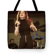 Gloria Estefan And The Miami Sound Machine Tote Bag
