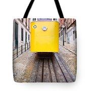 Gloria Funicular Tote Bag