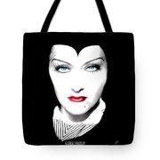 Gloria Swanson Malefica Tote Bag
