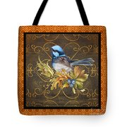 Glorious Birds-b2 Tote Bag