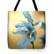 Glorious Blue Tote Bag