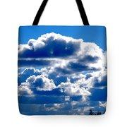 Glorious Clouds II Tote Bag