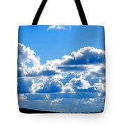 Glorious Clouds Tote Bag