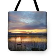 Glorious Morning In Donegal Tote Bag