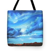 Glorious Morning Tote Bag