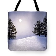 Glorious Night Tote Bag