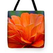 Glorious Orange  Tote Bag