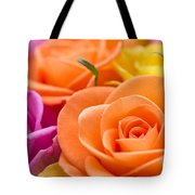 Glorious Roses Tote Bag