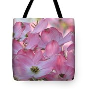 Glorious Spring Dogwood Tote Bag