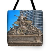Glory Of Commerce Tote Bag