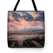 Glory Of Dawn Tote Bag