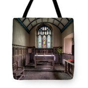 Glory Of God Tote Bag