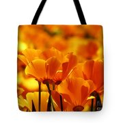 Glory Of Poppies Tote Bag