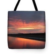Glory Sunrise Tote Bag