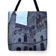 Gloucester Cathedral 2 Tote Bag