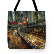 Gloucester Cathedral Choir Tote Bag