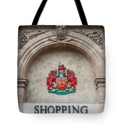 Gloucester Coat Of Arms Tote Bag