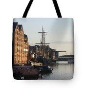 Gloucester Docks 1 Tote Bag