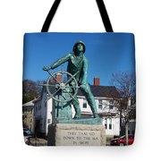 Gloucester Fisherman Tote Bag