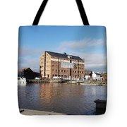 Gloucester Historic Docks 3 Tote Bag