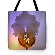 Glow And Lighten The World Tote Bag