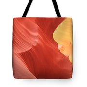Glow Under The Desert Floor Tote Bag