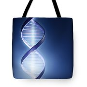 Dna Technology Tote Bag