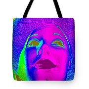 Glowing Gigi Tote Bag