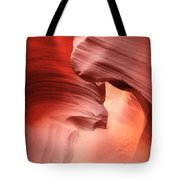 Glowing Passage Tote Bag