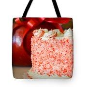Gluten Free Peppermint Cake Tote Bag