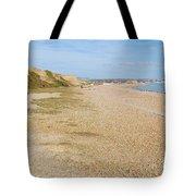 Glyne Gap Coast In England Tote Bag