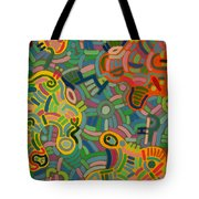Glyph One Tote Bag