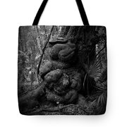 Gnarled Number 1 Tote Bag