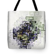 Gnarly Grapes Tote Bag