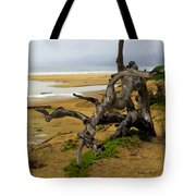 Gnarly Tree Tote Bag