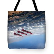 Gnats Inverted Tote Bag