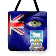Go Falkland Islands Tote Bag